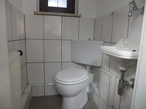 Suite 5 Maisonette Gäste WC